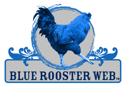 Blue Rooster Web